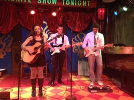 Chelsea Rousselot and her Traveling Band play Live at...