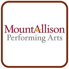Mount Allison Performing Arts Series logo