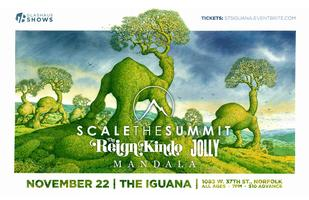 Scale The Summit w/ The Reign Of Kindo, Jolly, and...