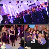 Purple Cocktail Networking Event for Milagros Day Bootc...