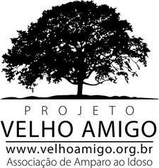 Voluntários Projeto Velho Amigo logo