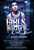 WhisperNYC Presents Joseph Vincent @ Stage48!