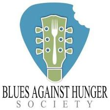 Blues Against Hunger Society logo