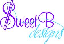 SweetB Designs logo
