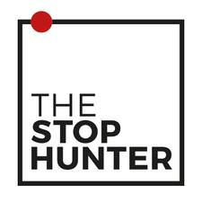 THE STOP HUNTER logo