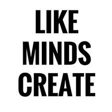 Like Minds Create logo