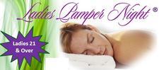 LADIES PAMPER NIGHT logo