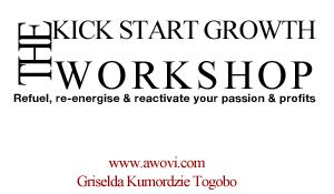 Kick Start Growth - The Workshop
