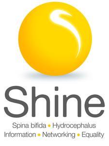 Shine Charity logo
