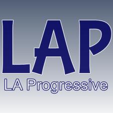 LA Progressive logo