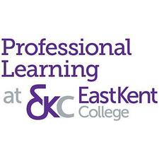 The Professional Learning Centre at East Kent College logo