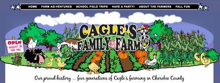 Fall Fun at Cagle's Family Farm