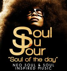 Soul Du Jour (soul of the day) logo