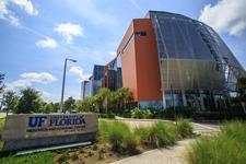 Campus Tours: UF| College of Pharmacy - Orlando Campus logo