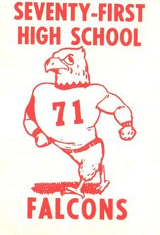 SFHS's Class of 2007 Reunion Committee logo