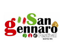 San Gennaro Festival logo