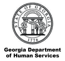 Georgia Department of Human Services (DHS) logo