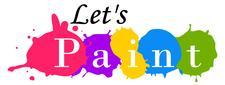 Let's Paint logo