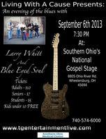 Larry Whitt and Blue Eyed Soul
