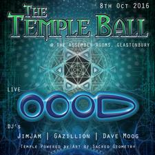 The Temple Ball logo