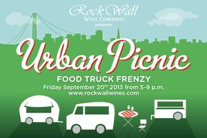 Rock Wall Wine Company presents Food Truck Frenzy:...