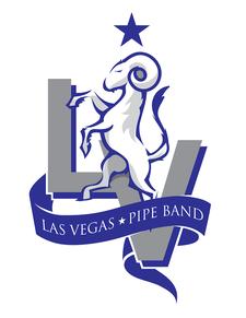 Las Vegas Pipe Band logo