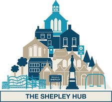 The Shepley Hub  logo