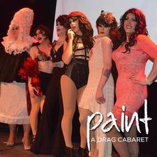 Paint: A Drag Cabaret logo