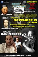 UNCENSORED Dan McCort featuring Brock Shields