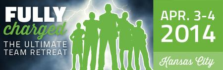 FULLY CHARGED - The Ultimate Team Retreat