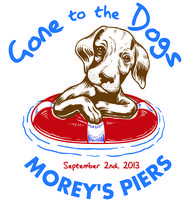 Morey's Piers Dog Day