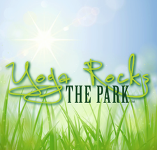 Yoga Rocks the Park Phoenix logo