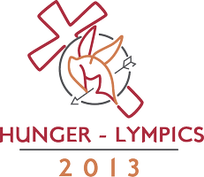 Youth Group Kick Off Hunger Games Olympics