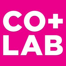 Okanagan co+Lab logo
