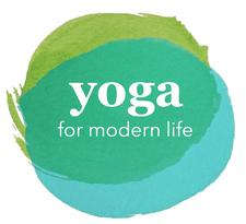 Yoga For Modern Life logo