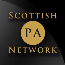 Scottish PA Network logo