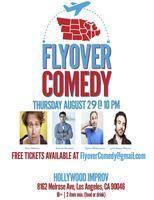Flyover Comedy w. Pete Holmes, Kumail Nanjiani & AGT's...