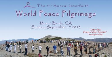 5th Annual Interfaith World Peace Pilgrimage