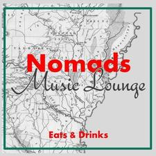 Nomads Music Lounge  logo