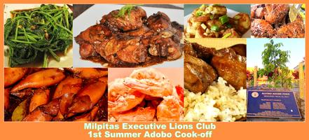 Milpitas Executive Lions Club 1st Summer Adobo Cook-Off
