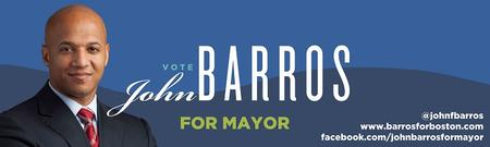 Barros for Boston - 40th Birthday Fundraiser and...