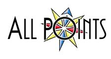 All Points Fitness & Belly Dance logo