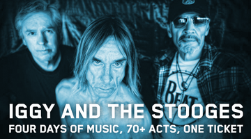 C2SV Music Festival w/ Iggy and The Stooges + More