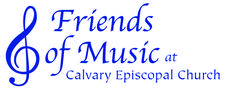 Friends of Music at Calvary logo