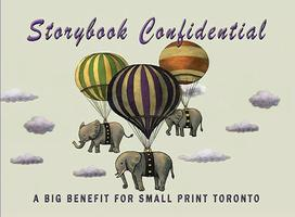 Storybook Confidential - A Big Benefit for Small Print...