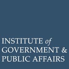 Institute of Government and Public Affairs logo
