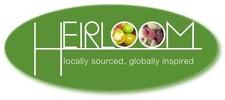 Heirloom Restaurant  logo