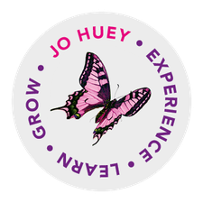 Jo Huey - Speaker, Author, Coach, Trainer logo