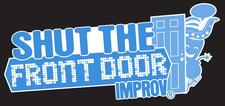 Shut The Front Door Improv logo