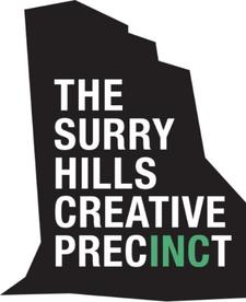 Surry Hills Business Chamber - Creative Precinct logo